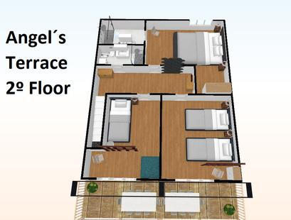 Angel´s Terrace 2º Floor - plano 2