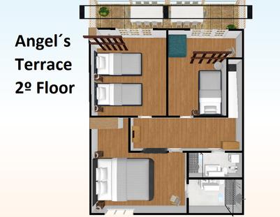 Angel´s Terrace 2º Floor - plano 1
