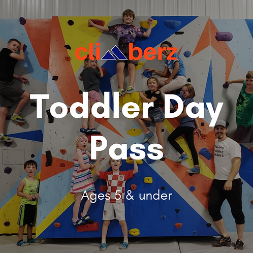 Toddler Day Pass