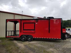 Red Fern Dynamics 24' Porch Kitchen