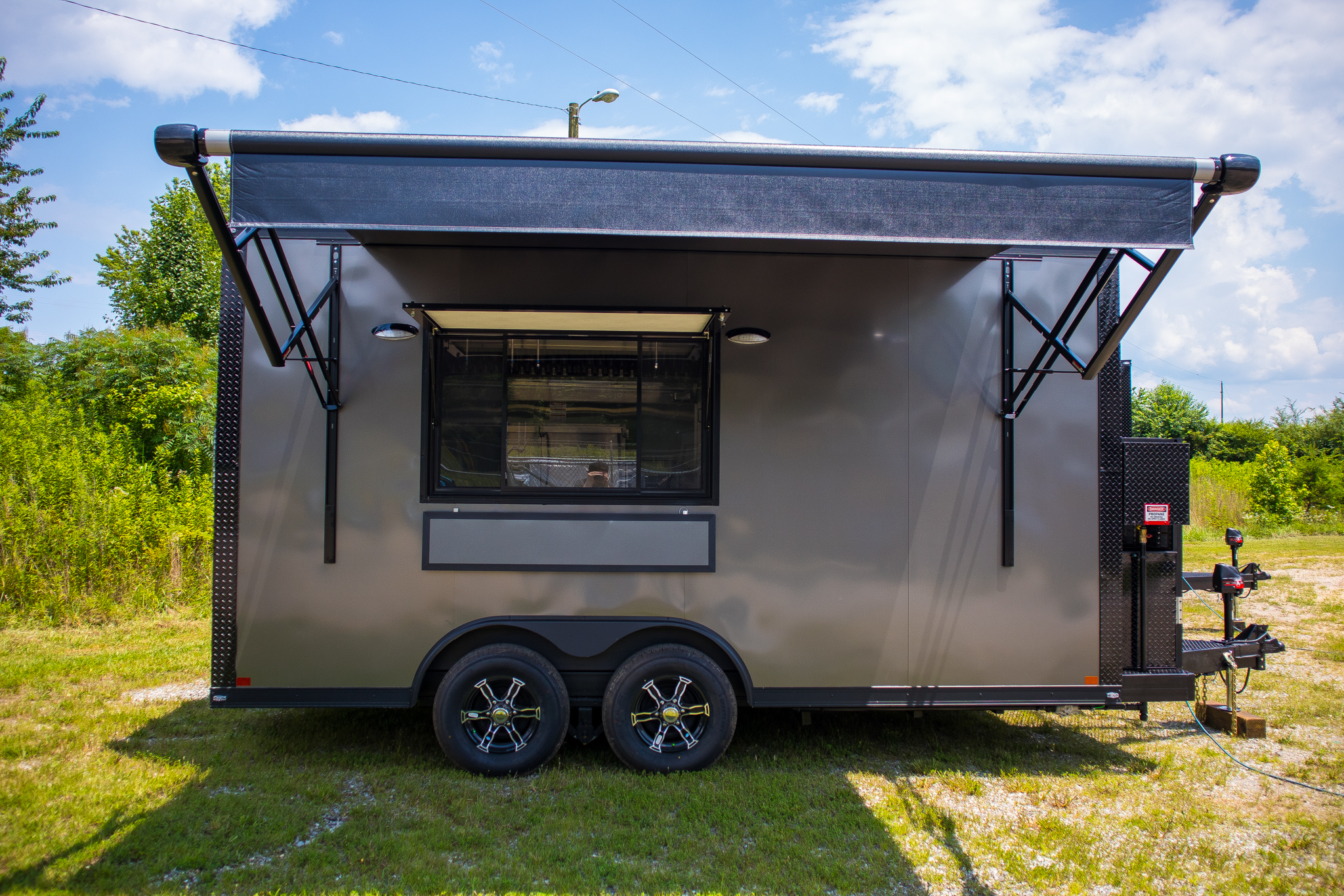 Red Fern Dynamics 16' Mobile Kitchen