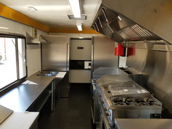 20' Enclosed Mobile Kitchen