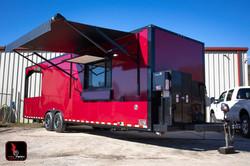 Red Fern Dynamics 30' Porch Trailer
