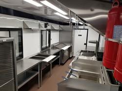 Custom Built Mobile Kitchens