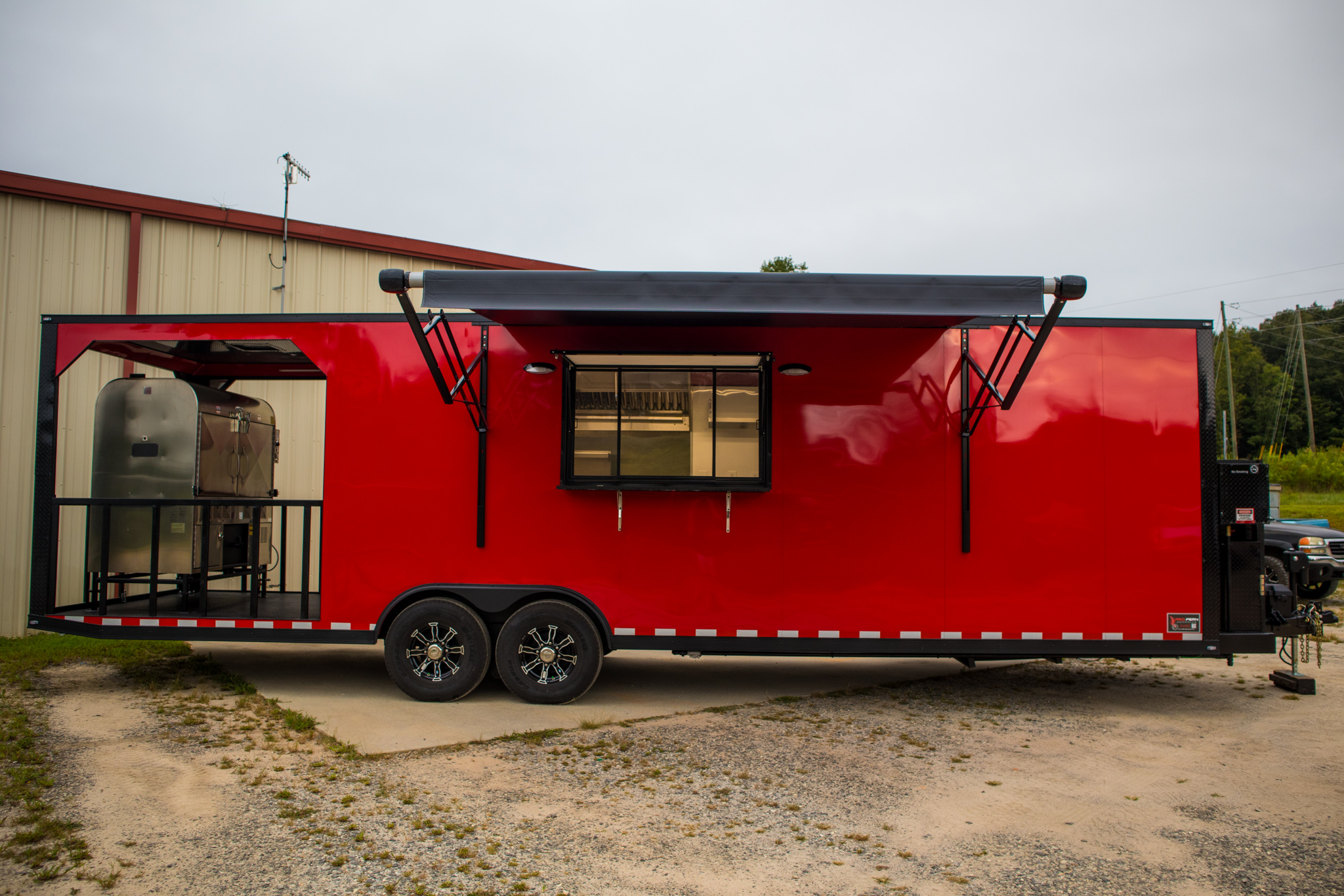 Red Fern Dynamics 30' Mobile Kitchen