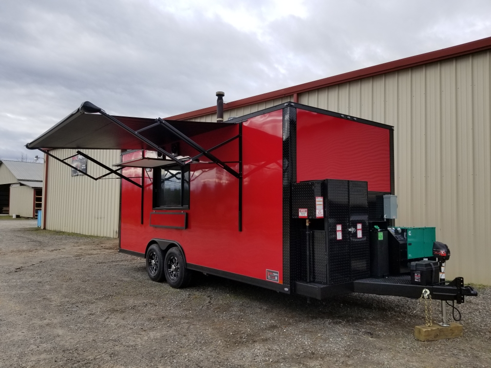 Red Fern Dynamics 20' Mobile Kitchen