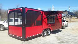 Red Fern Dynamics 28' Porch Kitchen