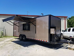 24' Enclosed Mobile Kitchen