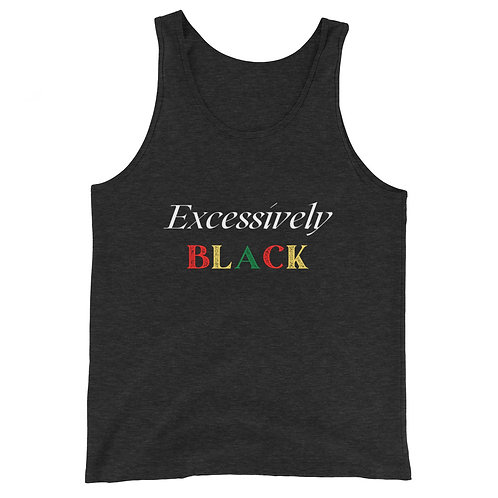 Excessively Black Tank