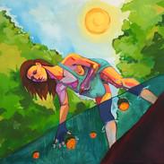 Citrus Lady Land