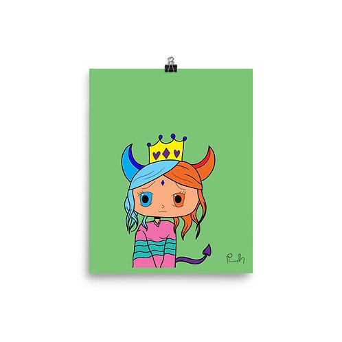 #RockysArt - Queen Art Print