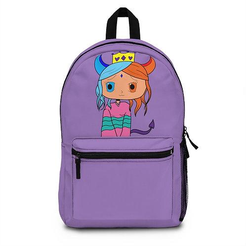 #RockysArt - Luxe Queen Backpack