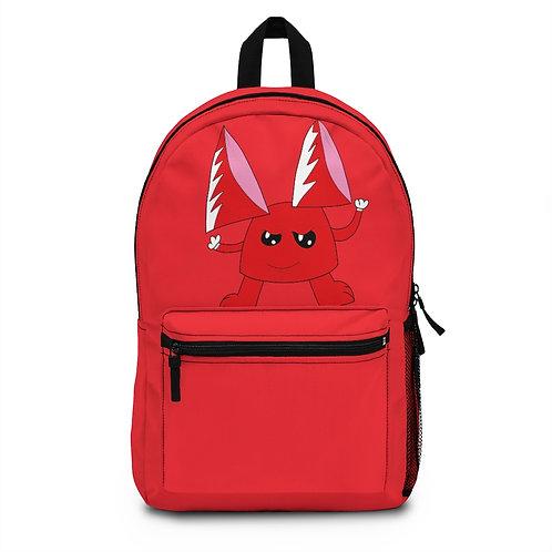 #LondonsArt - Luxe Pancake Backpack