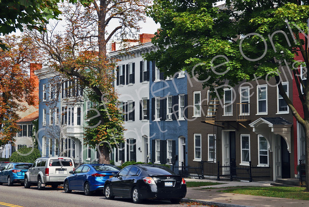 Georgetown Row Houses