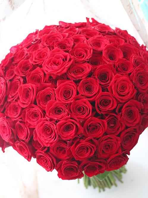 je T'aime - 99 roses (i love U)