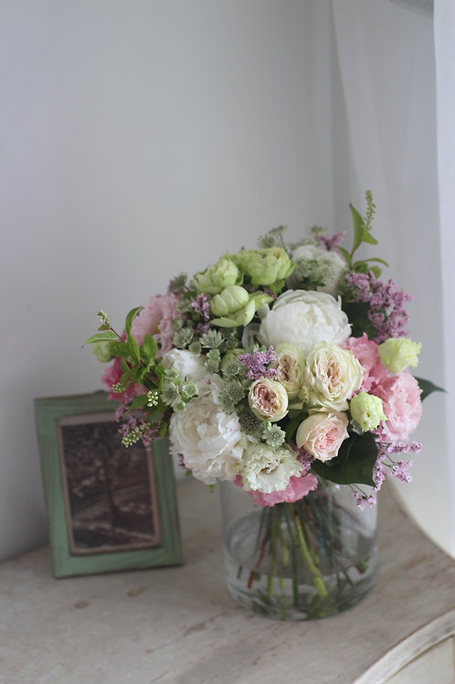 Weekly flower (4 bouquets)