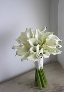馬蹄蘭花球