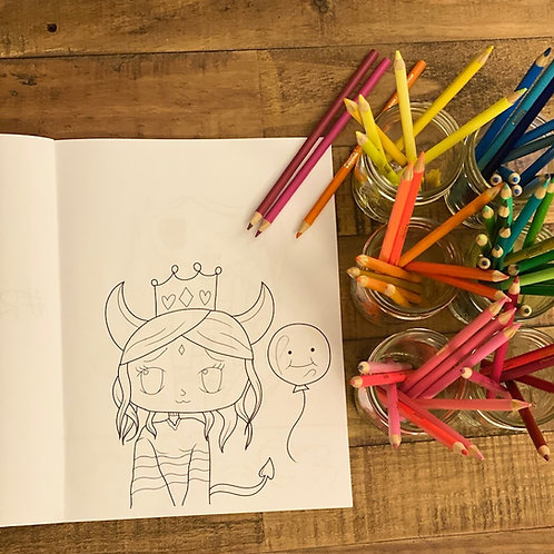The Coloring Book | Volume I