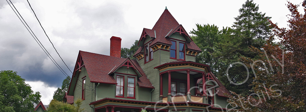 Victorian Era Home