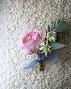 Misaki boutonniere 襟花