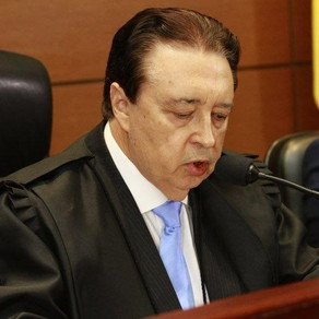 Presidente do Tribunal de Justiça é cientificado