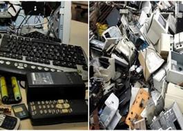 """Solução para o Lixo Eletrônico no Projeto """"LIXO ZERO SOCIAL 10"""""""