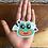 Thumbnail: Froggie Sticker