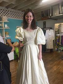 Margaret in the original dress.jpg