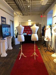 FDOA Fashion Team Competition Lobby View