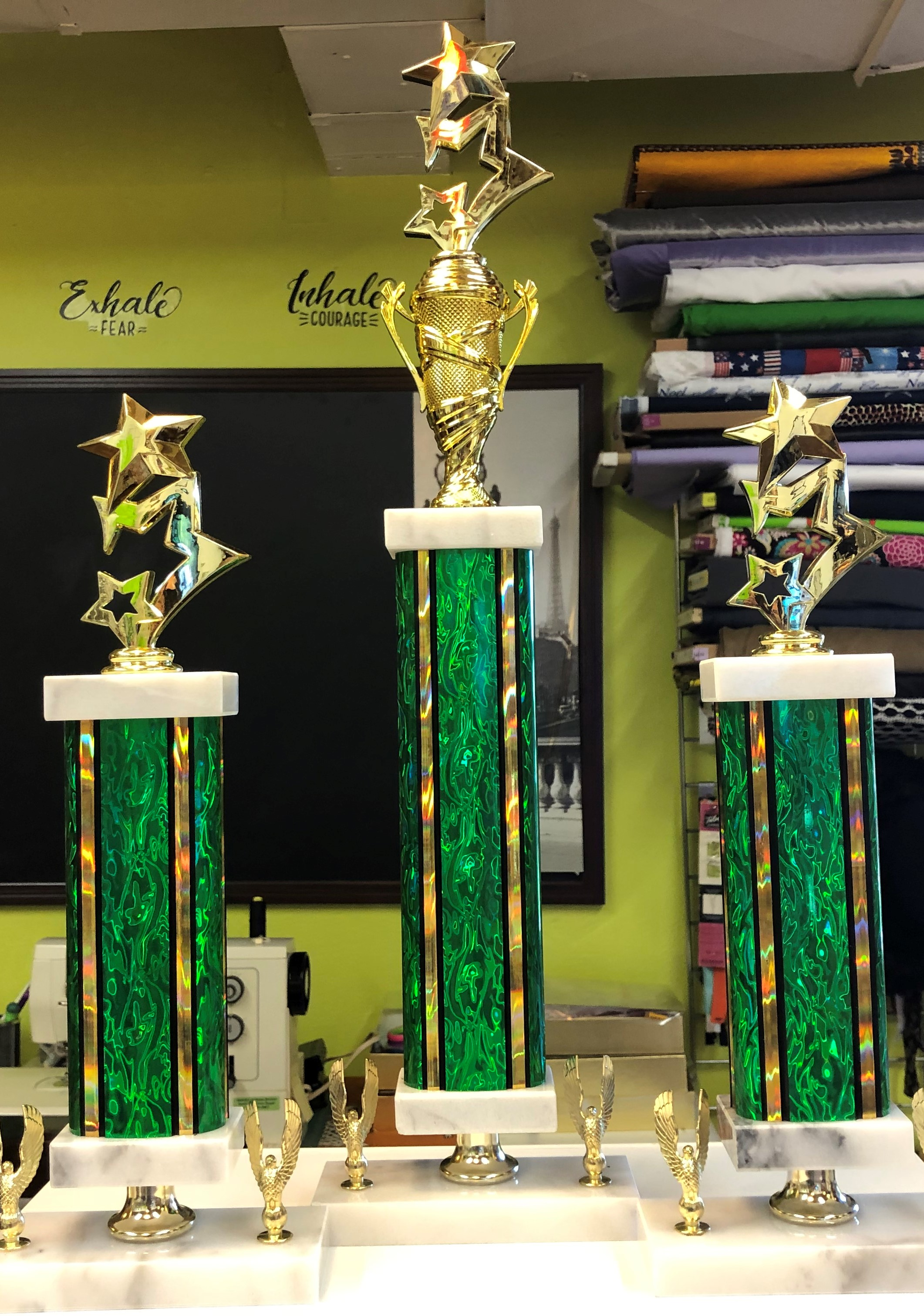 FDOA Competition Trophies