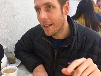 A Coffee Catch Up With Anthony Reid
