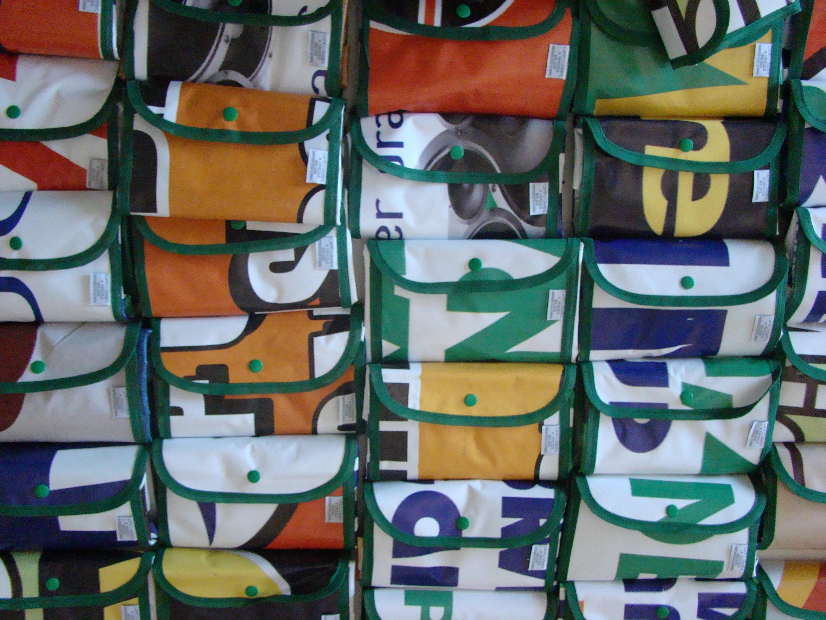 Bolsa de banner
