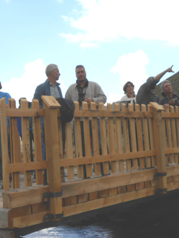 Brücke im Platzertal