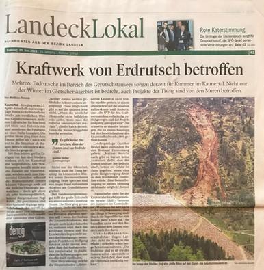 Tiroler Tageszeitung 20.06.2015
