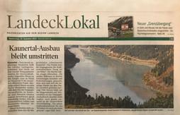 Tiroler Tageszeitung 24.09.2015