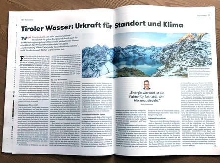 Tiroler Wirtschaftsmagazin, 17.12.2020