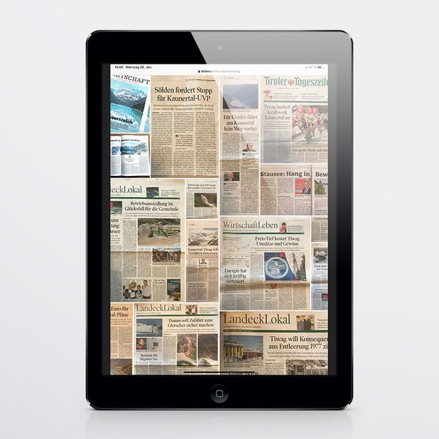 Magazin-Zeitungen