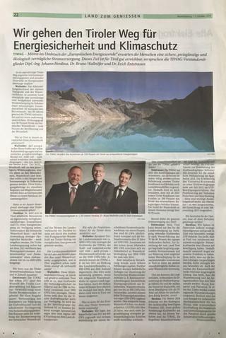 Bauern-Zeitung 01.10.2014