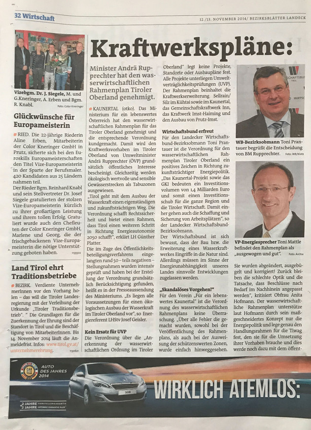 Bezirksblätter 12.-13.11.2014