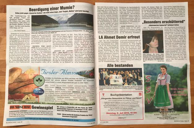 Rundschau 02.-03.07.2014