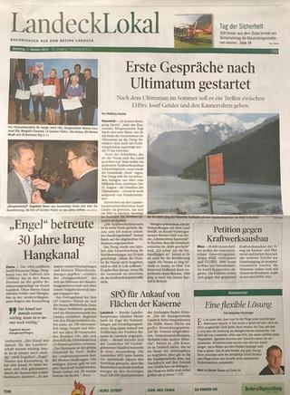 Tiroler Tageszeitung 07.10.2014