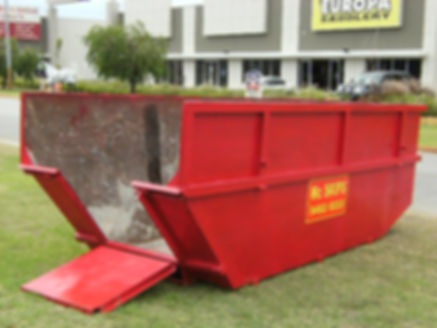 image of a 10m³ skip bin
