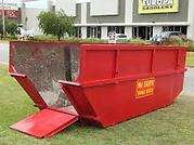 picture of a skip bin