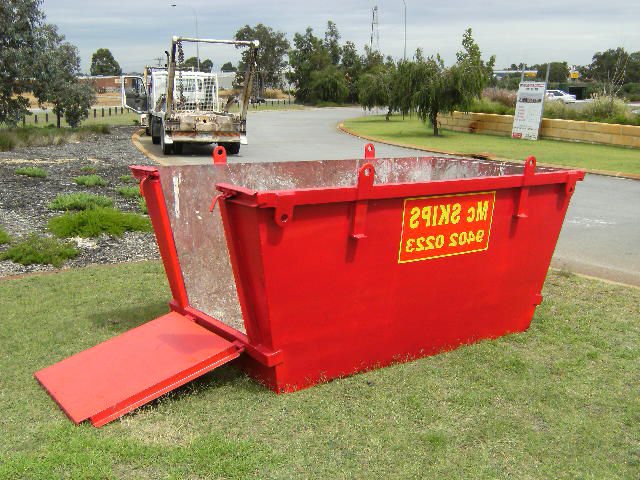 4m³ Bins Was $295 > Now $270