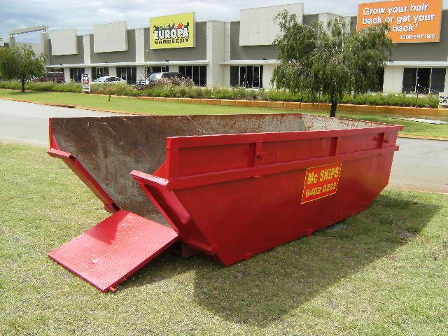 8m³ Bins Was $525 > Now $490