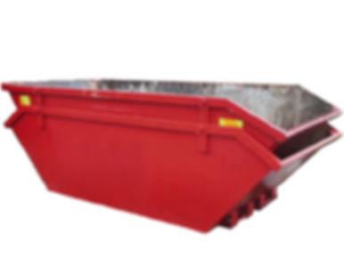 image of a skip bin