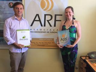ARF firma parceria com Observatório Social de Porto Alegre
