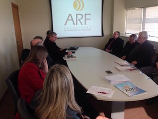 ARF elege diretoria e conselho fiscal para 2016-2018