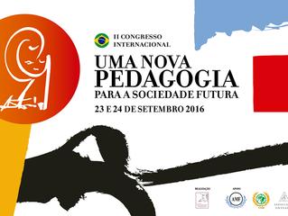 """Fundação Antonio Meneghetti promove o II Congresso Internacional """"Uma nova Pedagogia para a Sociedad"""
