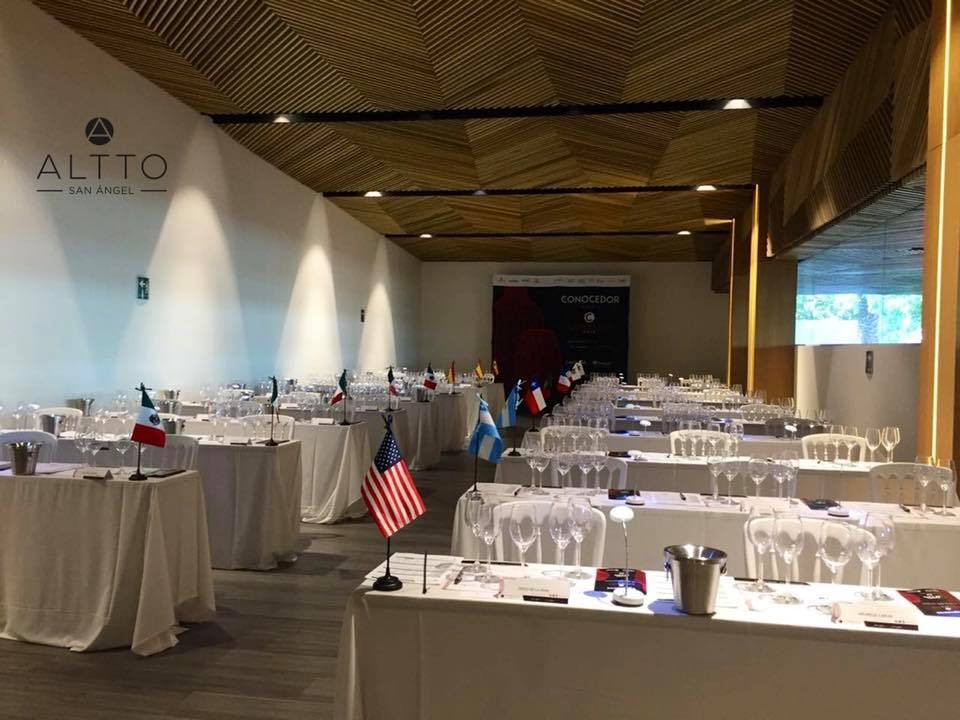 ALTTO San Angel, lugar para eventos corporativos CDMX
